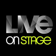 Live On Stage Logo